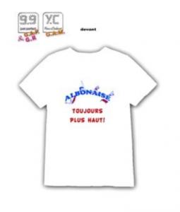 Tee shirt Fan ALBO