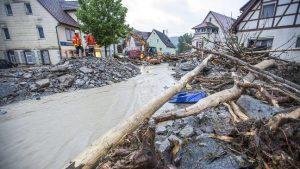 Hochwasserkatastrophe in Braunsbach