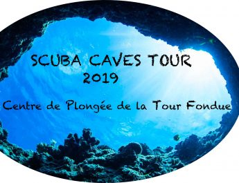 Scuba Caves Tour 2019