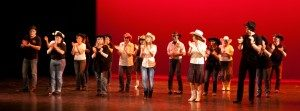 Danse country Chelles