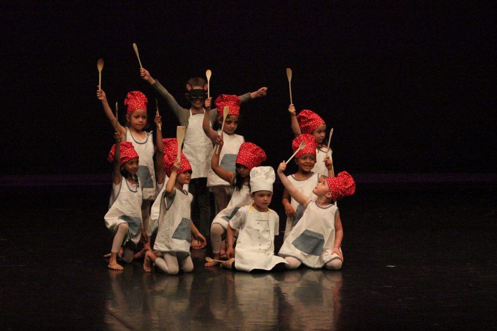 Mouvement Corps et Danse initiation