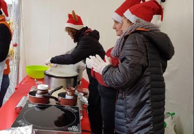 Au marché de Noël de Montfermeil