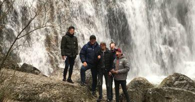 Des jeunes de Chevreul découvrent Entre-deux- Monts