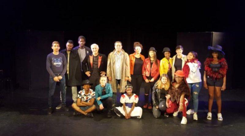 Les jeunes de Chevreul au théâtre EL DUENDE
