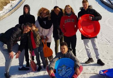 Vacances de neige aux Clarines pour la maison Chevreul