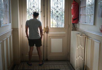 Le confinement dans la maison Aristide Briand