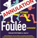 Annulation Foulée Suresnoise