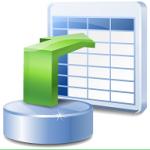 association export des données