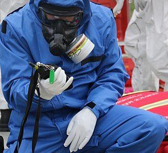Le pharmacien de sapeurs-pompiers face aux risques technologiques et NRBC