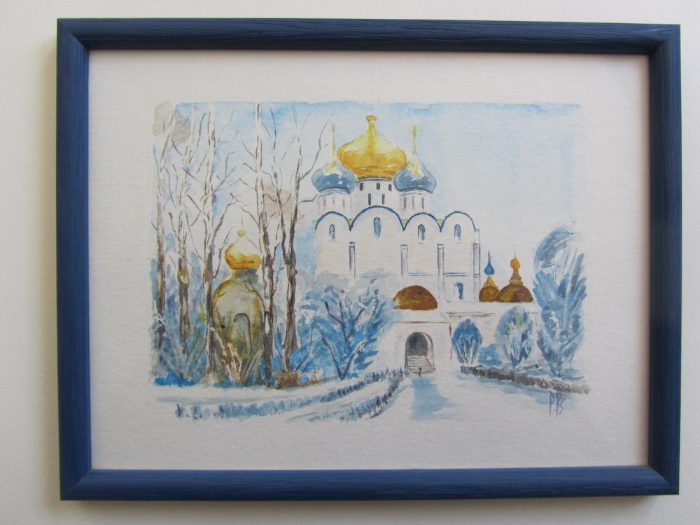 Russie – P.Fuss