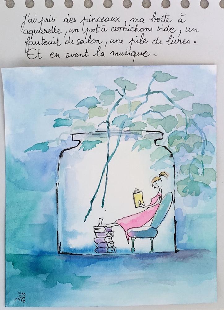 carnet de voyage en confinement – S.Fremineur